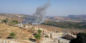 حزب الله يعلن تدمير آلية اسرائيلية وقتل من فيها