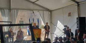 نتنياهو وريفلين يقتحمان الحرم الإبراهيمي