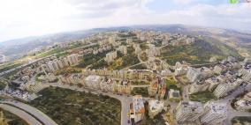 """بلدية رام الله تقرر توسعة حدود المدينة بموجب الغاء تصنيفات """"أ، ب، ج"""""""