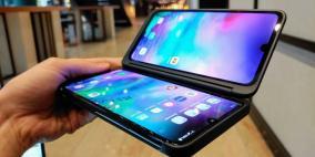 """إل جي تكشف عن الهاتف """"LG G8X ThinQ"""""""