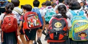 تحذير صحي خطير من حقيبة المدرسة