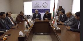 البنك الاسلامي الفلسطيني يوقع اتفاقية للبحث العلمي مع جامعة البوليتكنك فلسطين