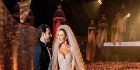 فيديو: حفل زفاف بين مسيحي ومسلمة يشغل روّاد مواقع التواصل في لبنان
