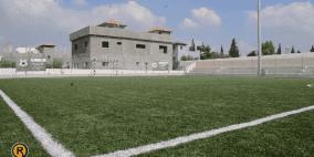 أول ملعب كرم قدم في قرية حبلة يحتضن عشرات المواهب الرياضية