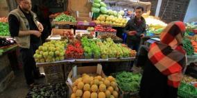 الاحصاء: ارتفاع مؤشر غلاء المعيشة الشهر الماضي