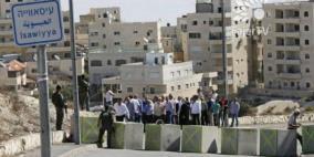 الاحتلال يداهم مسجدا في العيسوية ويصيب ثلاثة مصلين
