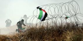 غزة: الإعلان عن شعار الجمعة القادمة لمسيرات العودة