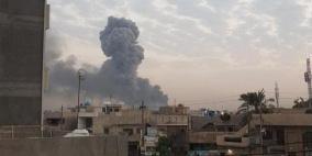 إسرائيل تهاجم مواقع إيرانية على الحدود السورية العراقية