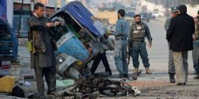 24 قتيلا على الأقل في انفجار خلال تجمّع مؤيّد للرئيس الأفغاني