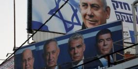 الانتخابات الاسرائيلية: نسبة التصويت 53.5% حتى السادسة