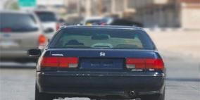 تعميم للشرطة في رام الله بسحب لوحات المركبات المطبوعة بأحرف سوداء