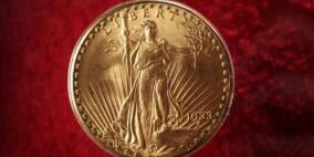 سعر قياسي لقطعة نقدية ذهبية ملكية في فرنسا