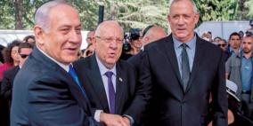 صحيفة امريكية: غانتس يسير على خطى نتنياهو في السياسية الخارجية