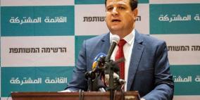 مواقع عبرية: القائمة المشتركة توصي بغانتس كرئيس للوزراء