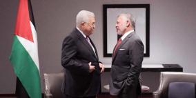 تفاصيل ما دار في لقاء الرئيس والعاهل الأردني في نيويورك