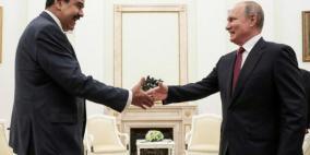 بوتين يدعو لحوار بين مادورو والمعارضة في فنزويلا