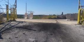 الاحتلال يفتح بعض الحواجز بين الضفة وأراضي 48