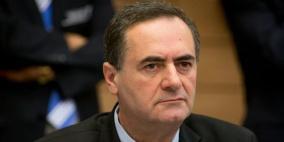 وزير خارجية الاحتلال يكشف عن لقائه بوزير خارجية عربي في الأمم المتحدة
