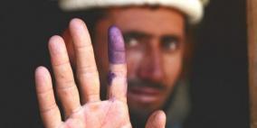 انفجارات تهز أفغانستان مع انطلاق انتخابات الرئاسة