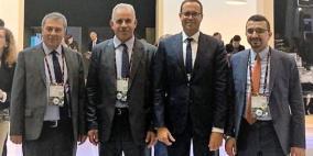 بنك فلسطين يختتم مشاركته في فعاليات معرض ومؤتمرSibos 2019 في لندن