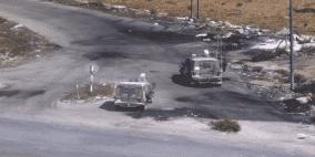 إصابات في مواجهات مع الاحتلال بالبيرة