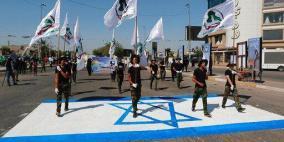 """قيادي في الحشد الشعبي يهدد بالثأر من """"إسرائيل"""""""