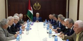 الرئيس في اجتماع مركزية فتح: الانتخابات يجب أن تجري بالقدس