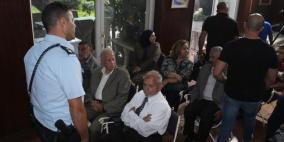 الاحتلال يمنع محاضرة بالقدس ويعتقل عددا من المشاركين