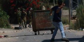 كفر قدوم: ثلاث اصابات بينهم ناشط إسرائيلي