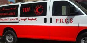 وفاة طفلة بحادث ذاتي في بلدة الظاهرية