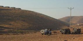مستوطنون يستولون على نبع مياه في الأغوار