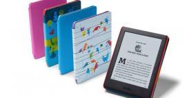 """أمازون تعلن عن أول حاسوب للقراءة """"كيندل"""" للأطفال"""