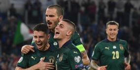 تصفيات يورو 2020: إيطاليا تبلغ النهائيات مبكرا