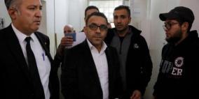 للمرة الـ13.. الاحتلال يعتقل محافظ القدس من منزله