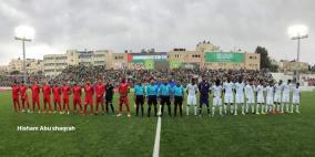 التعادل السلبي يحسم لقاء منتخبنا الوطني ونظيره السعودي