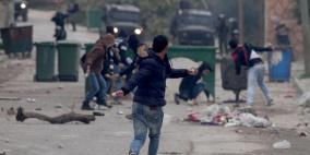 مواجهات مع قوات الاحتلال شرق بيت لحم