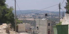 الاحتلال يغلق مدخلي كفل حارس شمال سلفيت