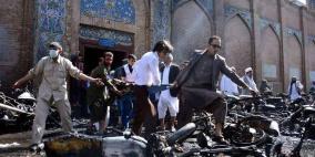 29  قتيلا في انفجار داخل مسجد بشرق أفغانستان