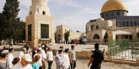الاردن تطالب اسرائيل بوقف انتهاكاتها في الأقصى فورا