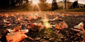 الطقس: أجواء معتدلة وتوالي انخفاض درجات الاحرارة