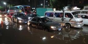إغلاق مدارس وجامعات في 3 محافظات بمصر بسبب الأمطار