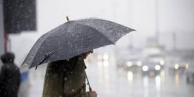 الطقس: أمطار متفرقة وتحذير من خطر الانزلاق والسيول