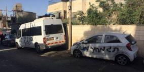 عصابات المستوطنين تضرب مجددا في نابلس