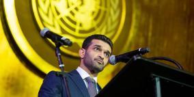 الذوادي يشارك في يوم الأمم المتحدة