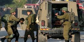 اعتقال طفل وشابين اثنين  شمال الخليل