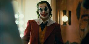 """""""الجوكر"""" يعود لاكتساح صدارة إيرادات السينما الأميركية"""