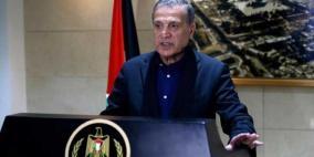 أبو ردينة: ندعو أوروبا إلى إنقاذ العملية السياسية ومبدأ حل الدولتين