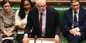 بريكست: زعيم المعارضة في بريطانيا يؤيد إجراء انتخابات مبكرة