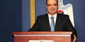 المحمود يبحث مع الجامعة العربية سبل تعزيز حضور فلسطين في الإعلام