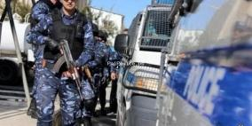 القبض على 9 أشخاص صادر بحقهم مذكرات قضائية بقيمة 400 الف شيقل في بيت لحم